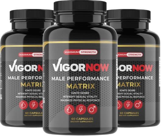 VigorNow Pills {CA & US} Reviews  Price, Where to Buy VigorNow Male Performance Matrix?